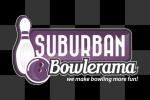 Suburban Bowlerama Logo
