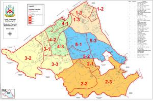 Voting-wards